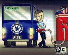 Lol... :D #CFC #Mourinho...