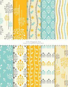 Textile Pattern Design, Surface Pattern Design, Textile Patterns, Pattern Art, Pattern Paper, Print Patterns, Textiles, Paper Patterns, Digital Paper Free