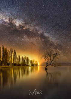 Galactic Dreams by Mikey Mackinven on 500px