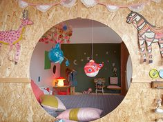 Kinderkamer ideeen van stylist Anne Millet | Inrichting-huis.com