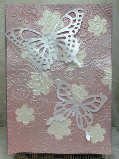 Handmade Birthday Card. As You Like It Designs.