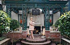 Garten Pergola Aus Metall Terrassenüberdachung Ideen