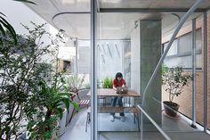 Garden House Tokyo by Ryue Nishizawa SANAA / Photo © Iwan Baan | Yellowtrace