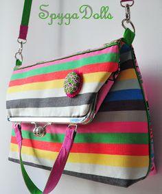 La Tienda de SpygaDolls: Colección Pv 2012 Daily Bag