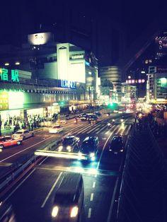 七夕 東京 夜