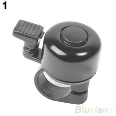 Safety Metal Ring Handlebar Bell Loud Sound for Bike Cycling