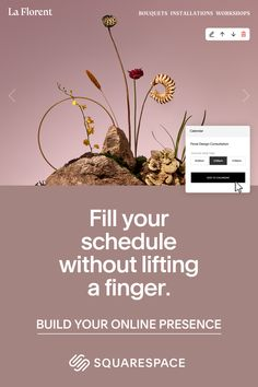 Book clients and online classes the safe and easy way, with Squarespace Scheduling. Start a free trial today.