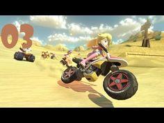 Mario Kart 8 - Part 3 - Peach