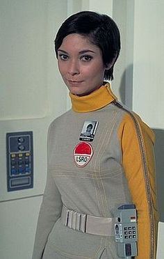 Sandra Benes is a recurring character in the British science-fiction television series Space: 1999. She is of Western European/Burmese origin and is in her late twenties. Her role was played by actress Zienia Merton.