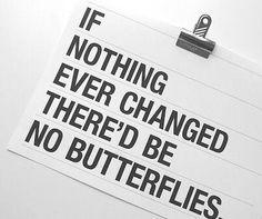 Wat is jouw verandering?