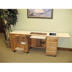 Building a Sewing Machine Cabinet   eHow
