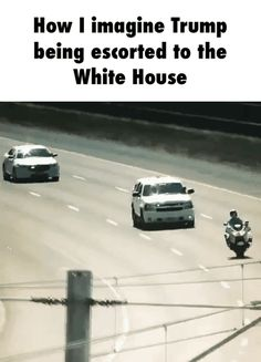 #donaldtrump, #being, #escorted, #to, #whitehouse