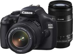 Loot lo! #Snapdeal listing #Canon EOS 1100D DSLR with 18-55mm Lens for Rs 17,999   The Canon EOS 1100D is one of the finest economical SLR cameras in the market today. The DSLR camera is equipped with a powerful 12.2 MP APS-C sized CMOS sensor that can capture more detail and light than other, older sensors.  #Canon #Snapdeal #DSLR #Camera #Shopping #India #Deals #Offers