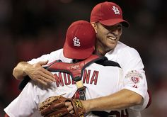 Adam Wainwright is back and more smiles are great to see.