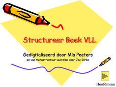 Structureer Boek VLL Gedigitaliseerd door Mia Peeters en van menustructuur voorzien door Jac Dirkx  Hoofdmenu   Hoofdmenu mkm wissel eerste medeklinker mkm wissel laatste medeklinker mkm wissel middelste.