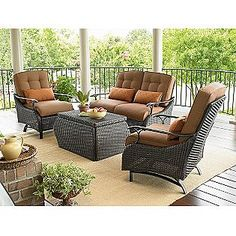 OUTDOOR LAZY BOY FURNITURE SET