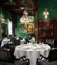 Restaurant of the Hotel Sacher Wien, Vienna, Austria Cafe Restaurant, Hotels And Resorts, Best Hotels, Luxury Resorts, Sacher Wien, Piscina Hotel, Vienna Hotel, Leading Hotels, Vienna