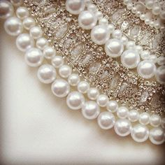 pearls.quenalbertini: Fashion Detail | Photo by krista_decor
