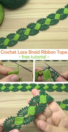 Learn how to crochet this lace tape. Basket Weave Crochet, Crochet Cord, Crochet Lace Edging, Thread Crochet, Love Crochet, Crochet Stitches, Doilies Crochet, Crochet Braid, Crochet Summer