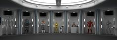 """Ever wanted to sit inside K. from """"Knight Rider?"""" If the Hollywood Sci-Fi Museum becomes a reality, you might get that chance. Classic Sci Fi, Wall E, Lost In Space, Dalek, Battlestar Galactica, Robots, Locker Storage, Planets, Museum"""