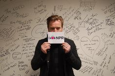 Ewan McGregor is on KQED Forum this morning. Photo by David Marks.