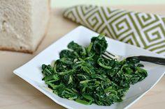 IMG_6746 Sauteed spinach