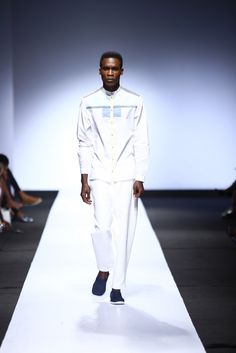 Heineken LFDW2015 – Day 3 – Laurence Airline | Lagos Fashion & Design Week