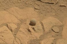 Mysterious 'ball' on Mars: Where did it come from? - CSMonitor.com