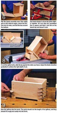 Ted's Woodworking Plans - Keepsake Box Plans - Woodworking Plans - Get A Lifetime Of Project Ideas & Inspiration! Step By Step Woodworking Plans Small Woodworking Projects, Learn Woodworking, Woodworking Techniques, Popular Woodworking, Diy Wood Projects, Teds Woodworking, Wood Crafts, Woodworking Furniture, Woodworking Videos