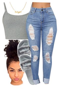 """Untitled #576"" by trinityannetrinity ❤ liked on Polyvore featuring Puma and Ray-Ban"