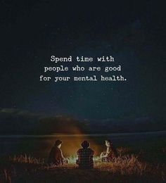 Spend time with people.. via (https://ift.tt/2qb3aVL)