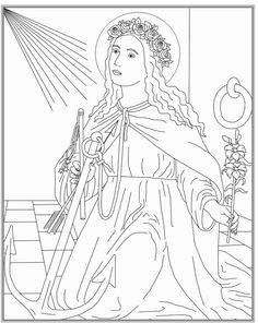 Les 133 meilleures images du tableau catholic coloring pages sur pinterest catholique - Coloriage catholique ...