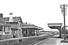 Disused Stations: Mortehoe & Woolacombe Station