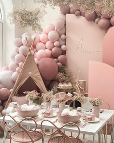 Design & Decor - Elari Events Balloon Garland, Balloons, Flower Makeup, Balloon Installation, Spa Party, The A Team, Best Part Of Me, Event Decor, Instagram Accounts