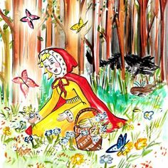 Storynory has published a free audio story every week since November 2005. All our stories are delightfully read by professional actors. Pinned is Little Red Riding Hood, may sure to check out all the other wonderful stories.