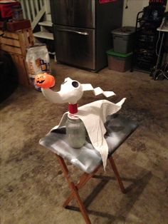 Halloween Project - Zero from A Nightmare Before Christmas
