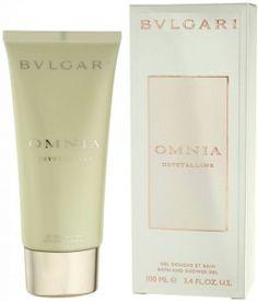 Bvlgari Omnia Crystalline Woman гель для душа 100 ml Bvlgari, Shampoo, Personal Care, Bottle, Beauty, Beleza, Self Care, Personal Hygiene, Flask