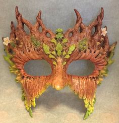 Hey, I found this really awesome Etsy listing at https://www.etsy.com/listing/258924259/dryad-mask