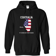 [New Design] Centralia, IL - Its Where My Story Begins