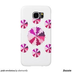pink revolution samsung galaxy s6 cases