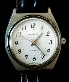 Old Orient watch