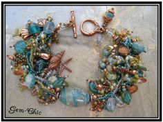 Learn how to make your own precious jewelry - Free tutorials, lessons & articles!