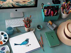 art-dream desk