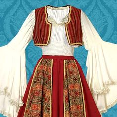 traditional gypsy clothing - Google Search