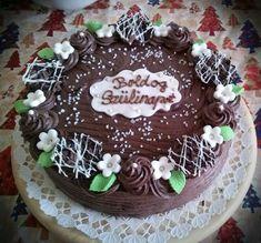 Lúdláb torta - Süss Velem.com Cakes And More, Oreo, Cake Decorating, Muffin, Food And Drink, Birthday Cake, Cupcakes, Sweets, Blog