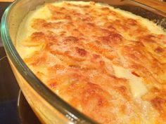 In 7 Schritten zum perfekten Kartoffelgratin (funktioniert auch mit Kürbis)