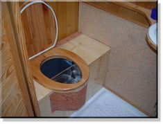 Trenntoilette/Trockentoilette Vanlifeportugal Vanlife  Http://overlandcruiser.cc
