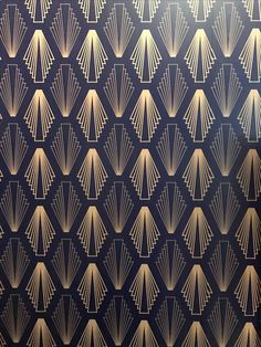 Motif art deco, art deco design, art deco art, art deco d Arte Art Deco, Moda Art Deco, Estilo Art Deco, Art Deco Print, Wallpaper Art Deco, Grey Wallpaper, Custom Wallpaper, Wallpaper Designs, Designer Wallpaper