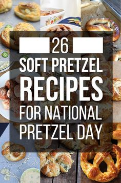 #NationalPretzelDay