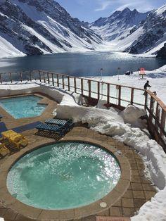Portillo, Chile   Dicas para quem vai para uma estação de esqui pela primeira vez